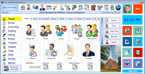 Schoolperfect School Management Software